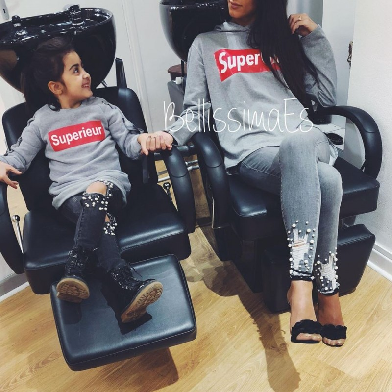 PULL SUPERIEUR * BABY