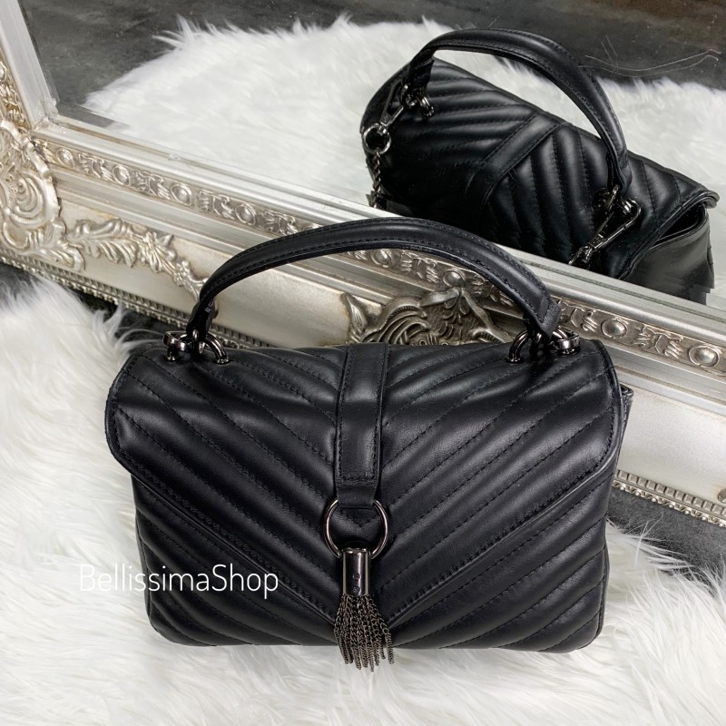 BAG YVY BLACK