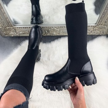 BOTTES SONIA CHAUSSETTE